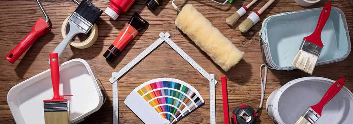 peindre sur du papier de soie